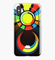 sun and moon - vr46 iPhone Case/Skin