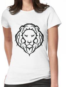 T-shirt Lion Womens Fitted T-Shirt