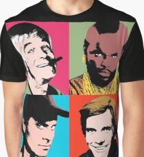 The A-Warhol Team Graphic T-Shirt