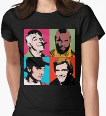 The A-Warhol Team Women's Fitted T-Shirt