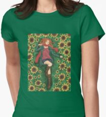 For Amy Pond Women's Fitted T-Shirt