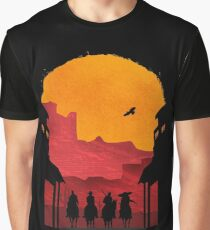 Sunset Riders Graphic T-Shirt