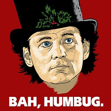 Bah, Humbug. by SykoGraphx
