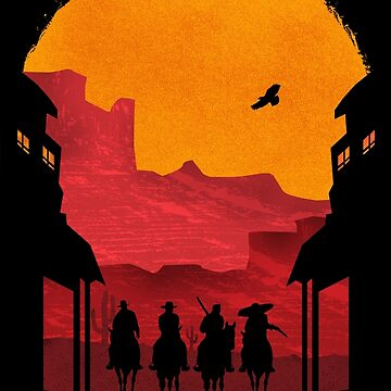 Sunset Riders by mateusquandt