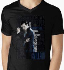 Jim Moriarty Men's V-Neck T-Shirt