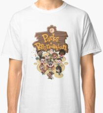 Parks & Rec Classic T-Shirt