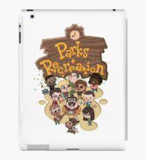 Parks & Rec iPad Case/Skin