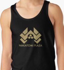 Camiseta de tirantes Una versión angustiada del símbolo de Nakatomi Plaza