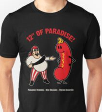 12 Inches of Paradise T-Shirt