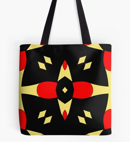 Flower of Gold 3 by Julie Everhart Tote Bag