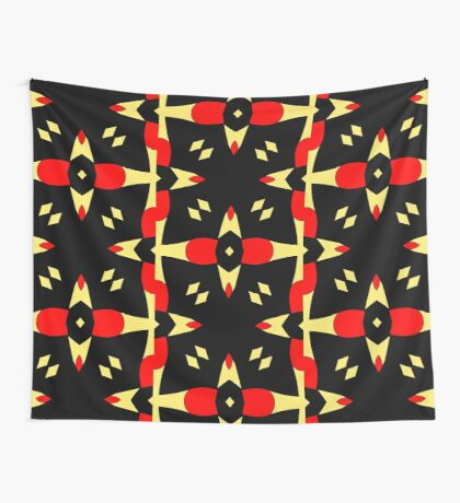 Flower of Gold 3 by Julie Everhart Wall Tapestry