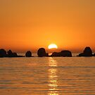 Xmas day sunrise by poohsmate