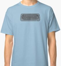 Cable Box (black) Classic T-Shirt