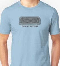 Cable Box (black, phrase) Unisex T-Shirt