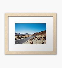 Tenerife  Framed Print