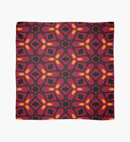 Burnt Orange and Peach by Julie Everhart Scarf