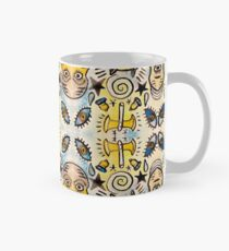 Battle Axe Cat Worship Mug