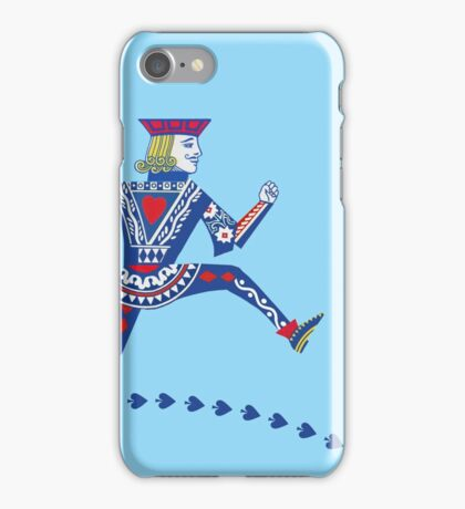 Jumping Jack Escape Velocity iPhone Case/Skin