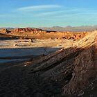 Valle de Luna, Chile by dare2go