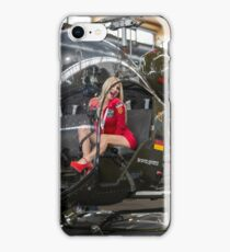 Army girl  iPhone Case/Skin