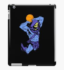Skeletor dunk iPad Case/Skin