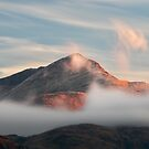 Misty Mountain by Grant Glendinning