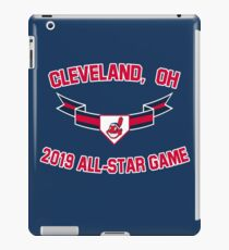 Cleveland All-Star Game 2019 iPad Case/Skin