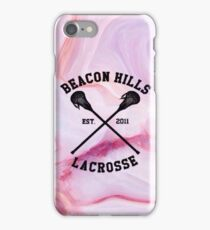 Beacon Hills Lacrosse - Teen Wolf iPhone Case/Skin