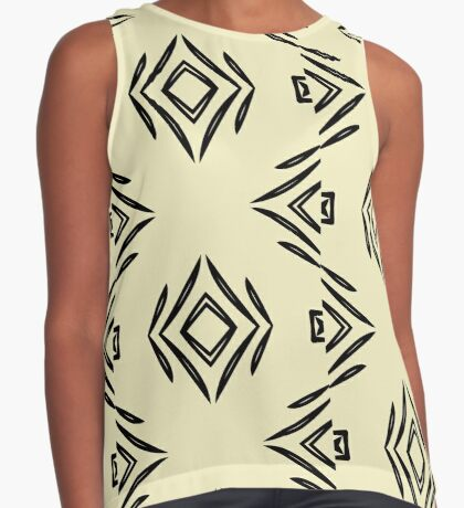 Style Lines by Julie Everhart Sleeveless Top