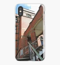 Through Efforts In High Things iPhone Case/Skin