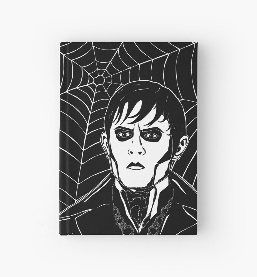 Barnabas Collins by emily-eva-alice