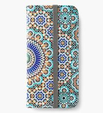 Persian Ceramic Design 55 iPhone Wallet/Case/Skin