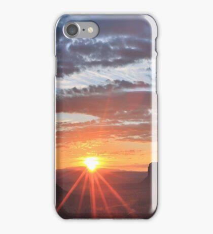 Monumental Sunrise..... iPhone Case/Skin