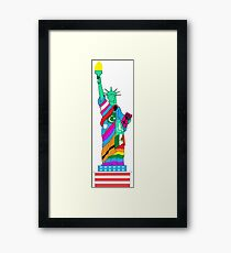 Liberty for All Framed Print