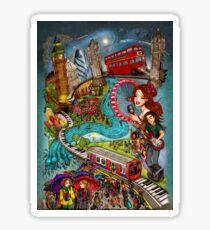 Sounds of London Sticker