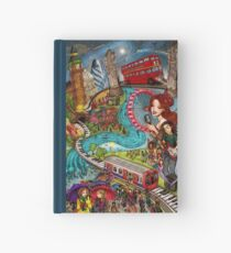 Sounds of London Hardcover Journal