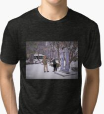 """""""No Classes Today""""... prints and products Tri-blend T-Shirt"""