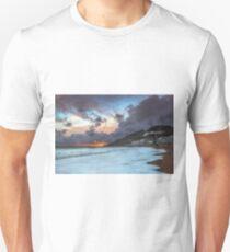 Ventnor Surfers Sunset Unisex T-Shirt