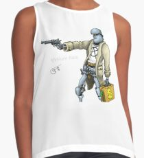 Daddy was a bank robber Contrast Tank