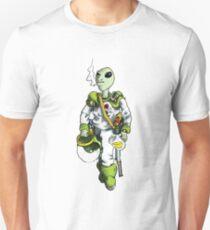 alien pilot is a film fan Unisex T-Shirt