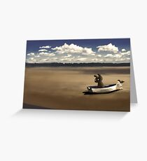 Boat Ride Greeting Card