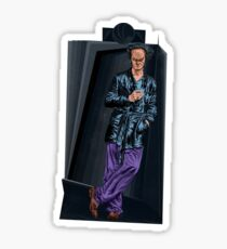 count olaf Sticker