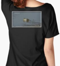 Sand to Glass To Sand Women's Relaxed Fit T-Shirt