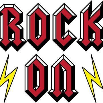 Rock On by AlyOhDesign