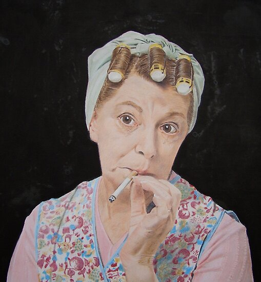 Hilda by Gary Fernandez