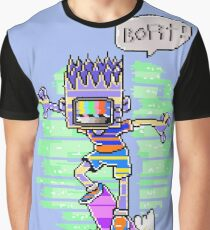 Channel Surfing Graphic T-Shirt
