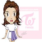 TWICE Chaeyoung by Moreno Artwork