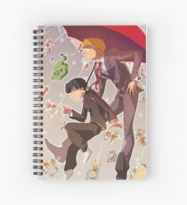Mob Psycho 100 Spiral Notebook