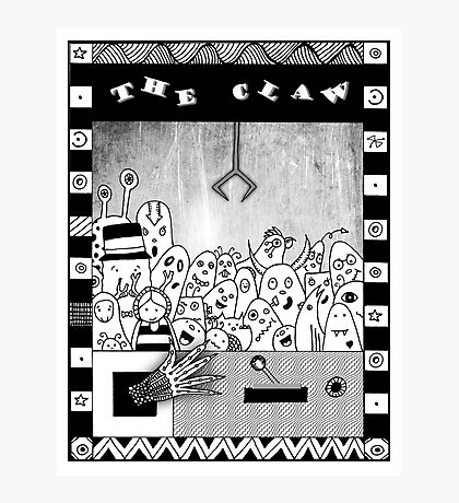 The Claw Photographic Print