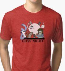 Guys' Night Tri-blend T-Shirt